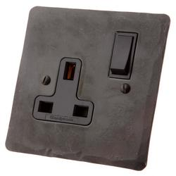 Forged & Waxed Plug Sockets