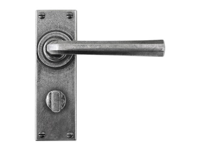 Finesse Tunstall Bathroom Lever (Sprung)