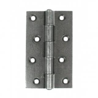 Pewter 4'' Butt Hinge (Pair)