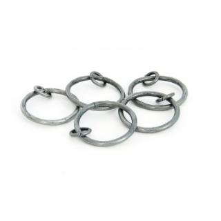 Pewter Curtain Ring