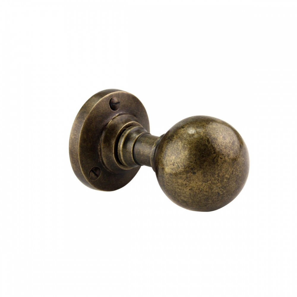 Louis Fraser 741 Ball Mortice Knob (Pair)