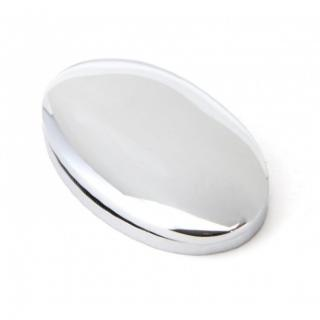 Polished Chrome Oval Escutcheon & Cover