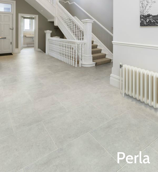 Isle Natural Finish Perla Porcelain Floor Tile