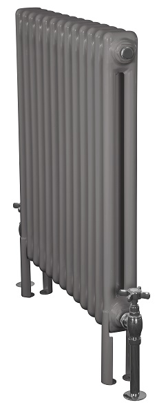 Enderby 2 Column Steel Radiator 710mm 13 Section
