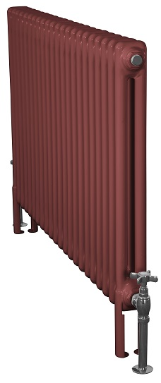 Enderby 2 Column Steel Radiator 710mm 22 Section