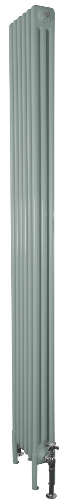 Enderby 3 Column Steel Radiator 1910mm 6 Section