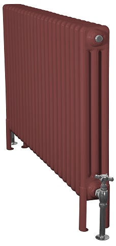 Enderby 3 Column Steel Radiator 710mm 22 Section