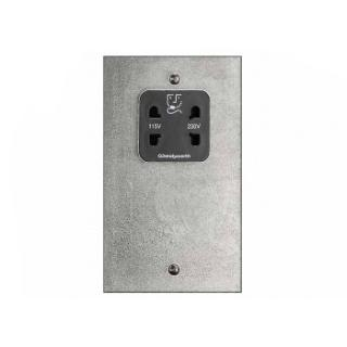 Finesse Shaver Socket Coverplate