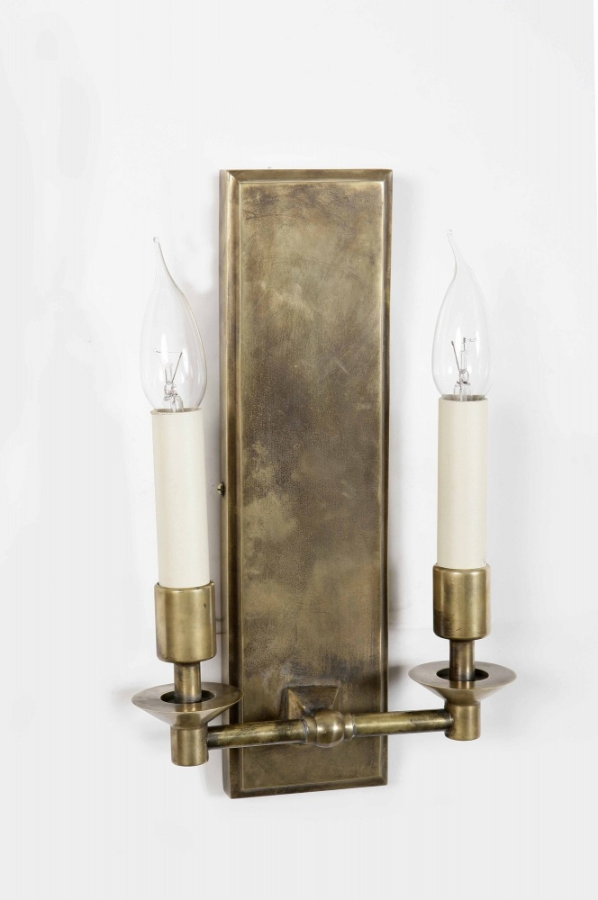 Manhattan Twin Wall Sconce