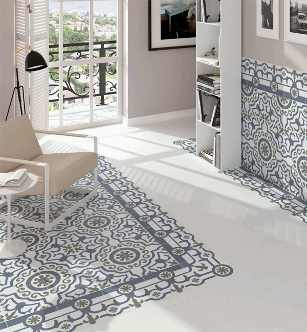 Moroccan Kitchen Floor Tiles: Moroccan Impressions Ducados Floor Tiles