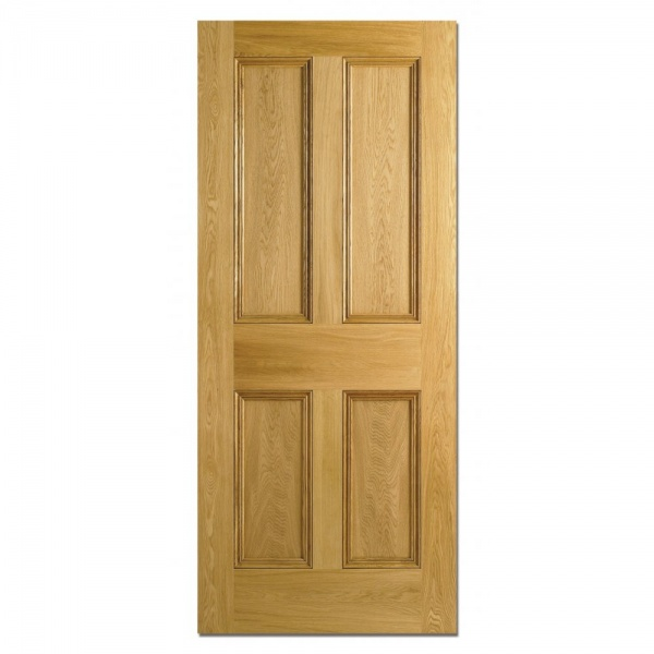 Traditional Oak Internal Doors Traditional 4 Panel