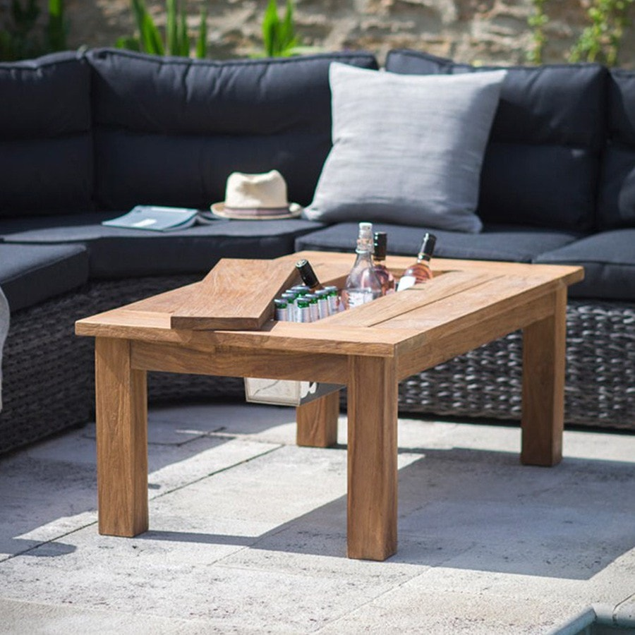 St Mawes Drinks/Planter Coffee Table