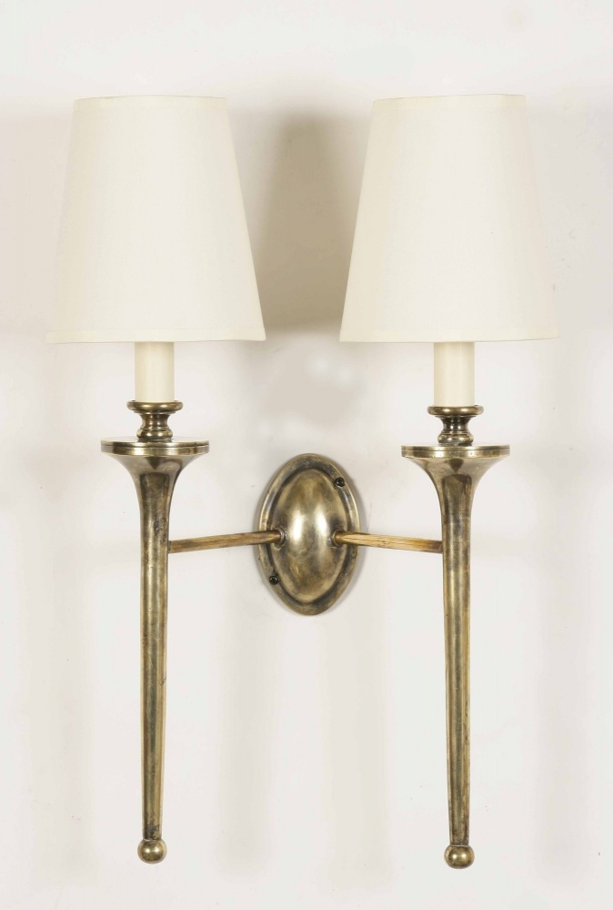 Twin Grosvenor Wall Light
