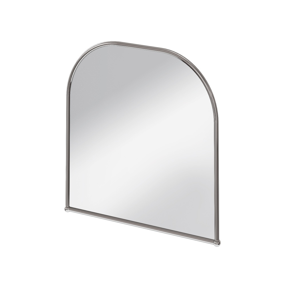 Burlington Bathrooms Curved Mirror
