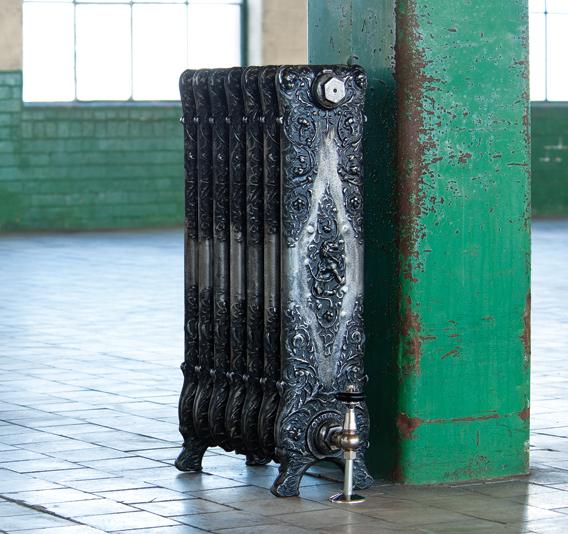 Cherub Arroll Cast Iron Radiator 810mm