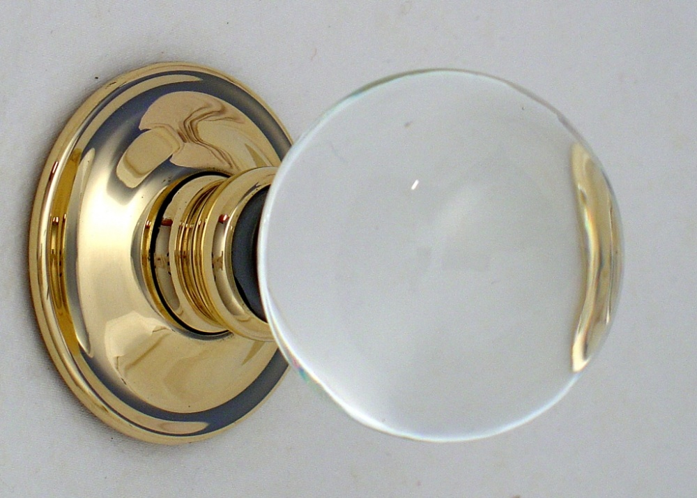 Balloon Glass Door Knobs