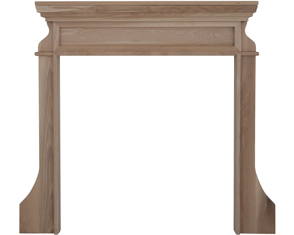 Clive Wooden Fireplace Surround