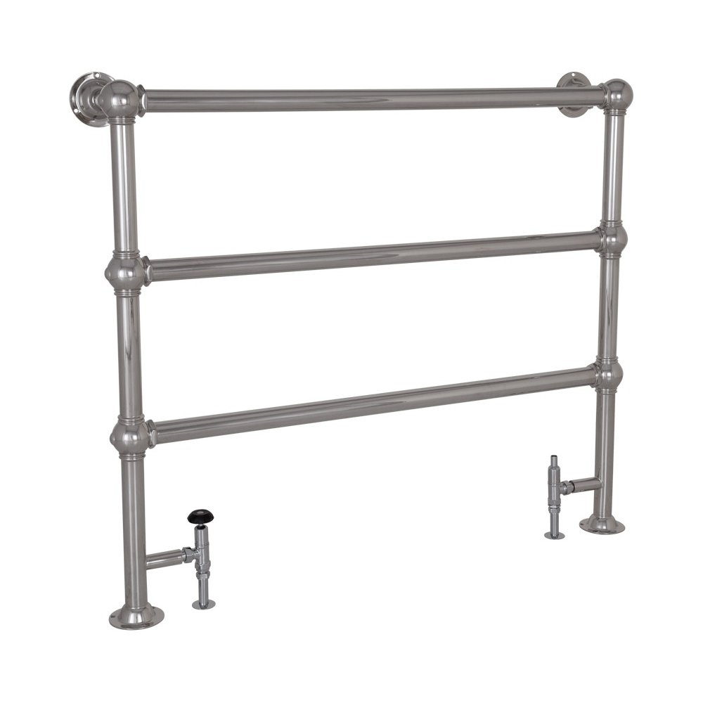Colossus 1000x1150 Towel Rail - Chrome