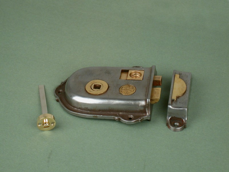 Cromwell Rim Latch