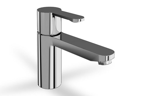Crystal Clearwater Single Lever Bath Filler