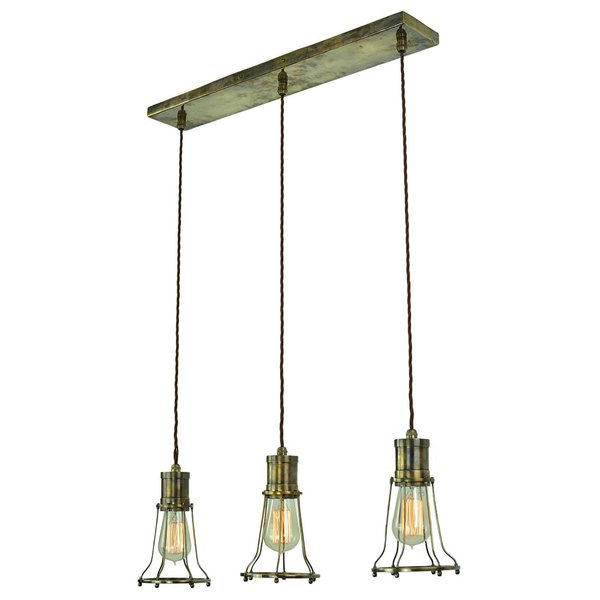 Marconi 3 Light Pendant