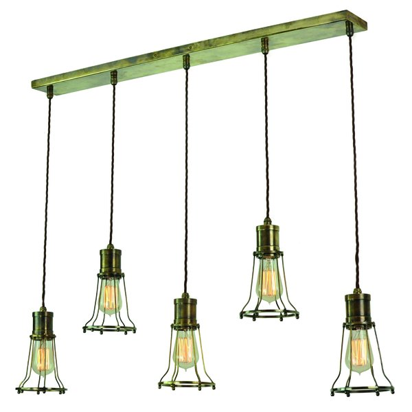 Marconi 5 Light Pendant