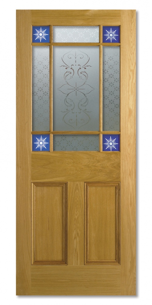 Traditional Oak Internal Doors - Bristol Casement