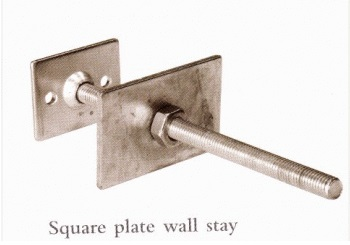 Steel Wall Stays