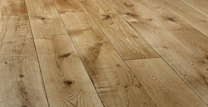 Rustic Cathedral Oak Engineered Flooring