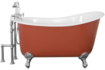 Cast Iron Baths - The Lyon