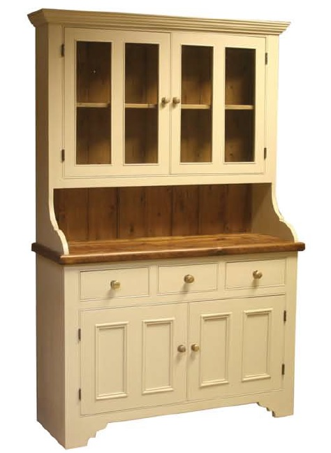 Irish Dresser Glazed