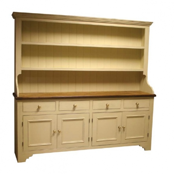 Irish Dresser - 4 Door 4 Drawer