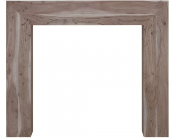 Nevada Wooden Fireplace Surround