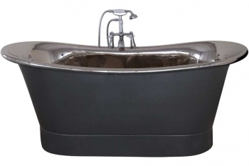 Normandy Copper Bath - Painted