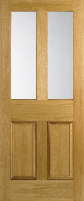 Traditional Oak Internal Doors - Parlour Unglazed