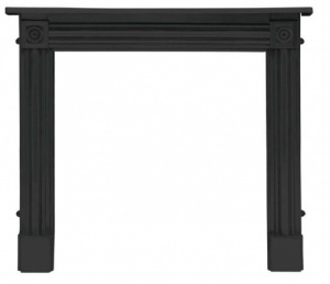 The Regent Cast Iron Fire Surround