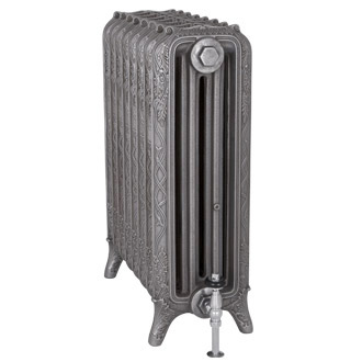 Ribbon 4 Column Cast Iron Radiator 810mm