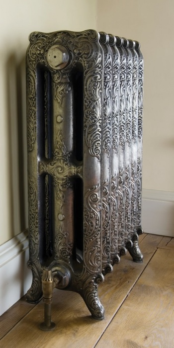 Monmartre Cast Iron Radiators