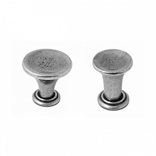 Solid Ebonised Savoy Door Knobs Brass
