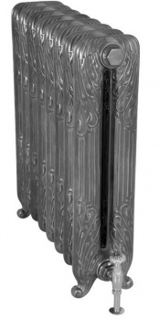 Sleeping Swan Cast Iron Radiators