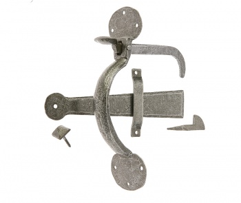 Ludlow Pewter Suffolk Latch