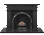 The Westminster Cast Iron Fireplace Package