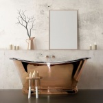 BC Designs 1700 Copper/Nickel Boat Bath