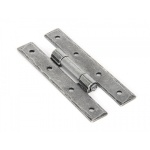 Pewter 3 1/4'' H Hinge (Pair)