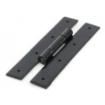 Black 7'' H Hinge (Pair)