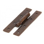 Bronze 3 1/4'' H Hinge (Pair)