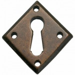 Bronze Diamond Escutcheon