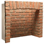 4 Piece Brick Chamber with/without Returns
