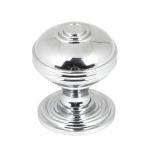 Polished Chrome Prestbury Cabinet Knob - Large