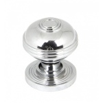 Polished Chrome Prestbury Cabinet Knob - Small